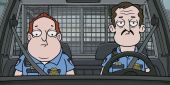 TBS May Be Dropping Louis C.K.'s Animated Series The Cops