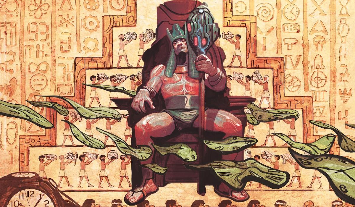 Rama Tut In Marvel Comics