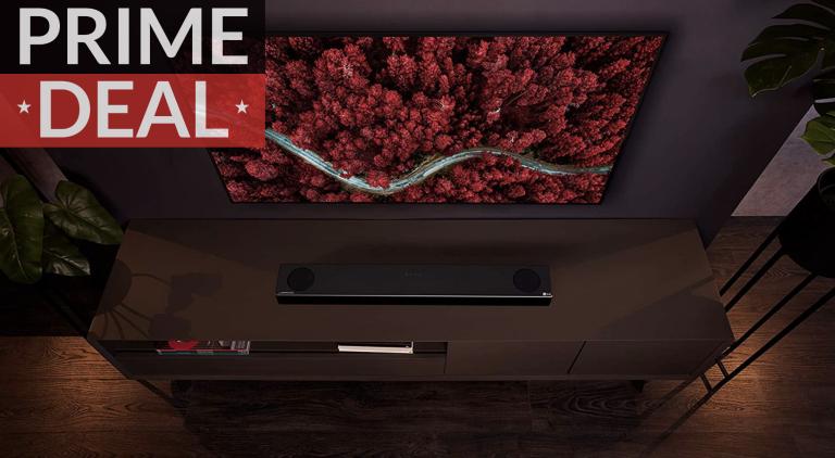 LG Soundbar Amazon Prime Day 2020 deals