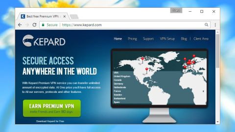 Kepard VPN review | TechRadar