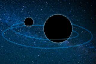 black holes collision