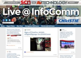 Introducing Live @ InfoComm 2015
