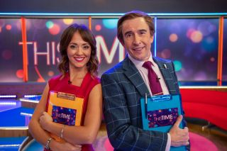 TV tonight This Time with Alan Partridge