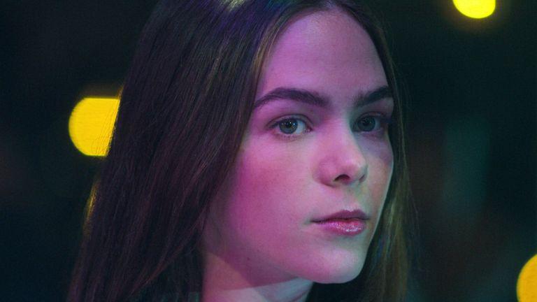 Ximena Lamadrid as Sara in Who Killed Sara?