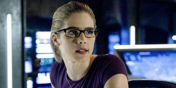 Felicity Smoak Arrow Season 5