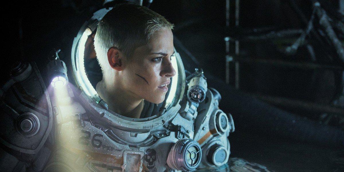 Kristen Stewart in Underwater