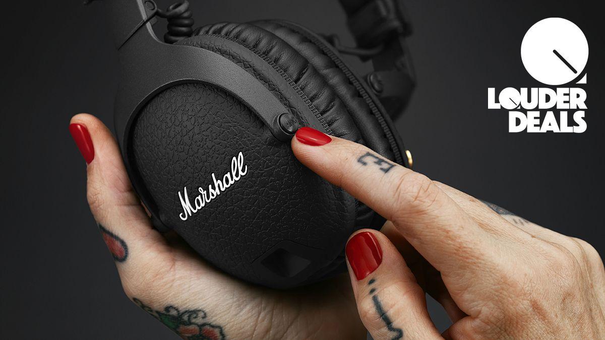 Amazon Prime Day drops some hard rocking Marshall headphones discounts
