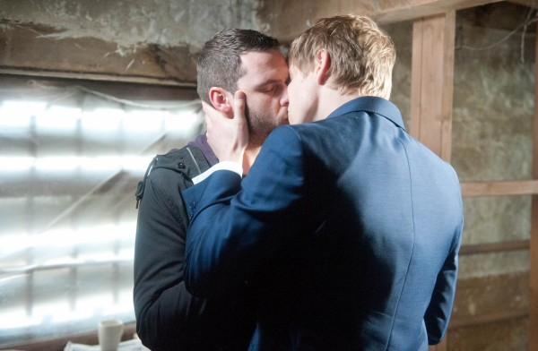 Robert and Aaron used to be lovers (ITV)