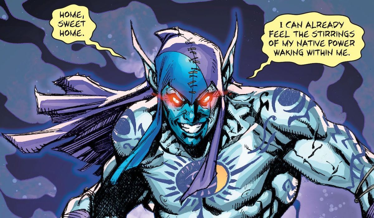 eclipso comic