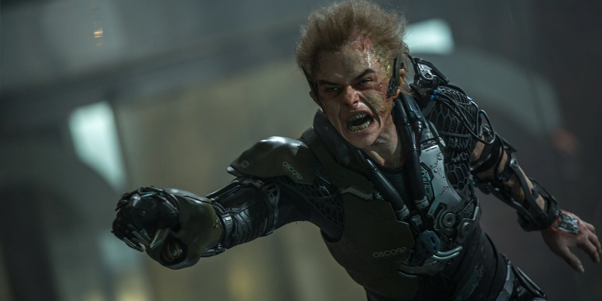 Green Goblin THe Amazing Spider-Man 2