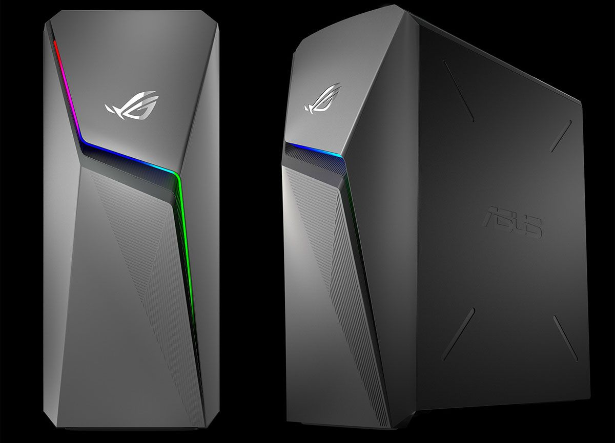 Asus announces a compact desktop with 3rd gen Ryzen and RTX graphics