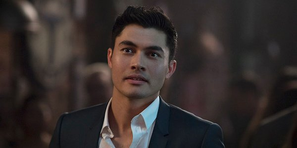 Crazy Rich Asians' Henry Golding Explains Why He Originally Said No To The Movie - CINEMABLEND