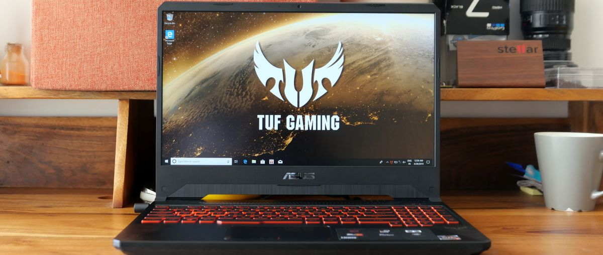 Asus TUF Gaming FX505DY-BQ002T review