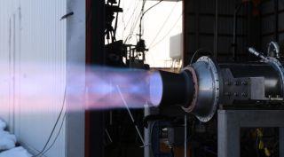 Interstellar Technologies momo sounding rockets