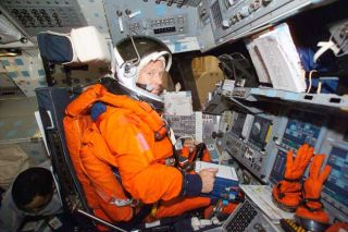Meet the STS-121 Crew: The Flyers