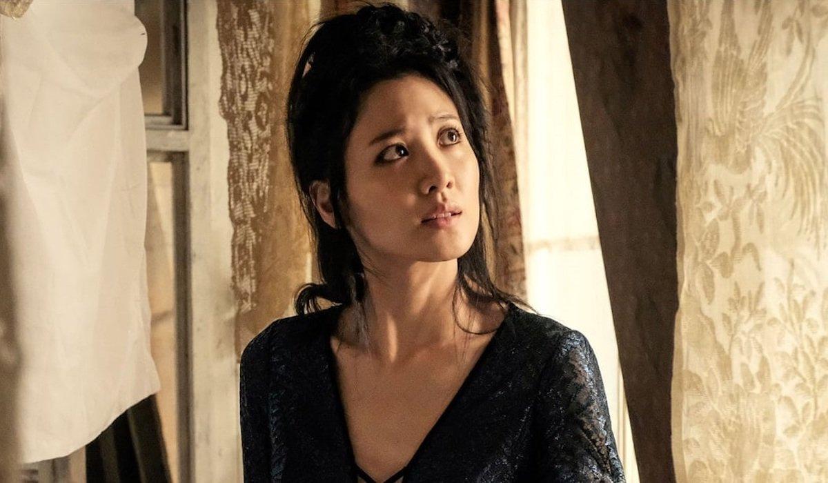 Claudia Kim as Nagini in Fantastic Beasts