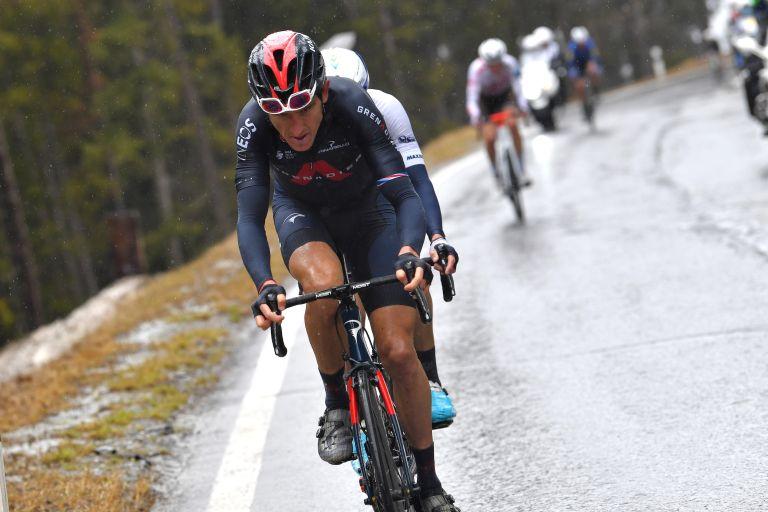 Geraint Thomas at the Tour de Romandie 2021