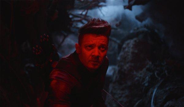 Hawkeye in Avengers Endgame