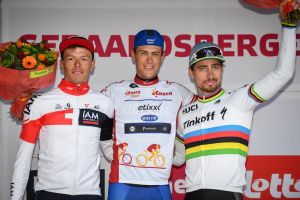 Niki Terpstra wins Eneco Tour after dramatic final stage