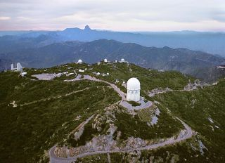 Kitt Peak National Observatory, 1993