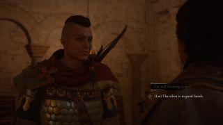 Assassin's Creed Valhalla Bishop's Silver