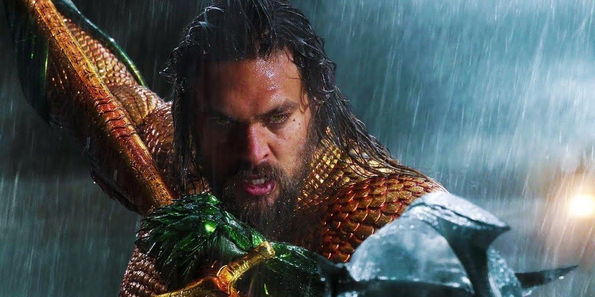 Jason Momoa Can't Get Enough Of This Aquaman And Super Bowl Ad Mashup