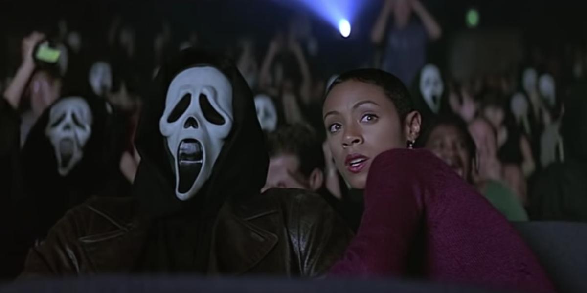 Jada Pinkett Smith in Scream 2