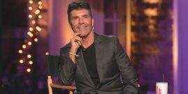 The Advice Simon Cowell Received From Former American Idol Co-Star Randy Jackson After Having Back Surgery