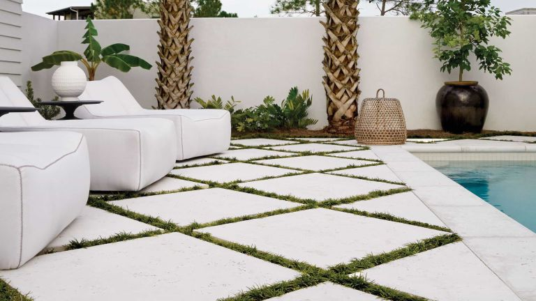 Large Patio Pavers Are The Hottest, Extra Large Patio Stones