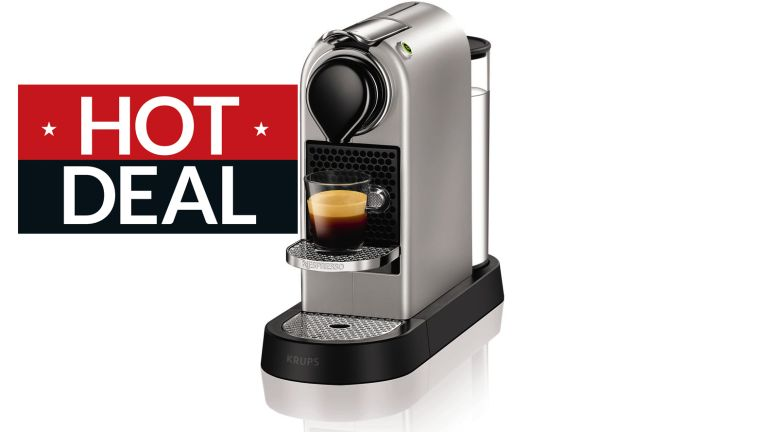 Nespresso by Krups CitiZ XN740B40 Coffee Machine