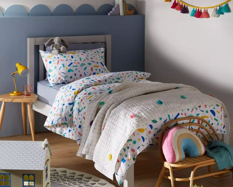 John Lewis & Partners Wilton Child Compliant Single Bed Frame