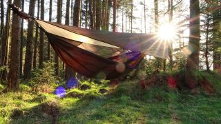 How to use a hammock