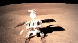 China's Yutu 2 rover
