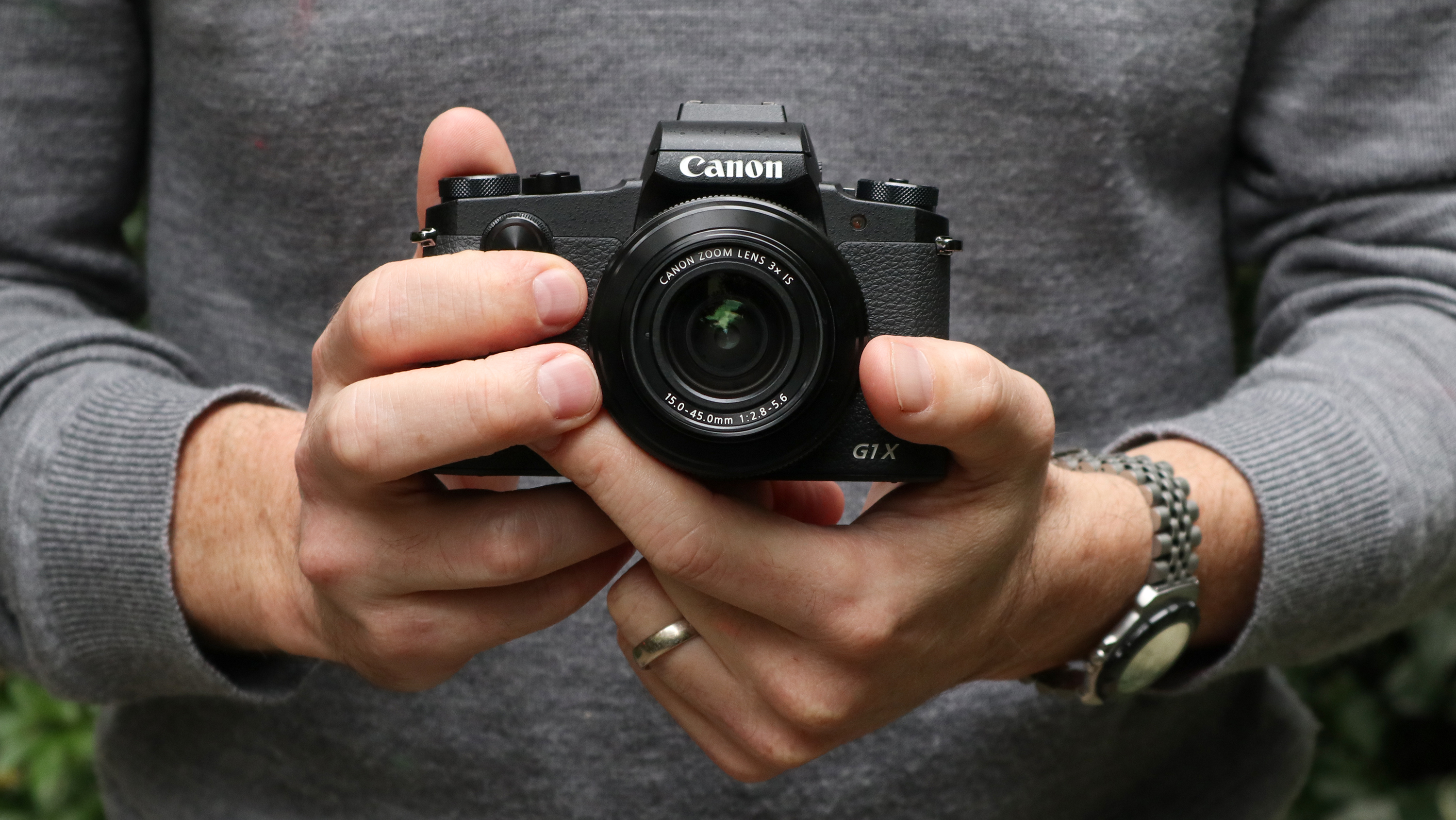 Best compact camera: Canon PowerShot G1 X Mark III