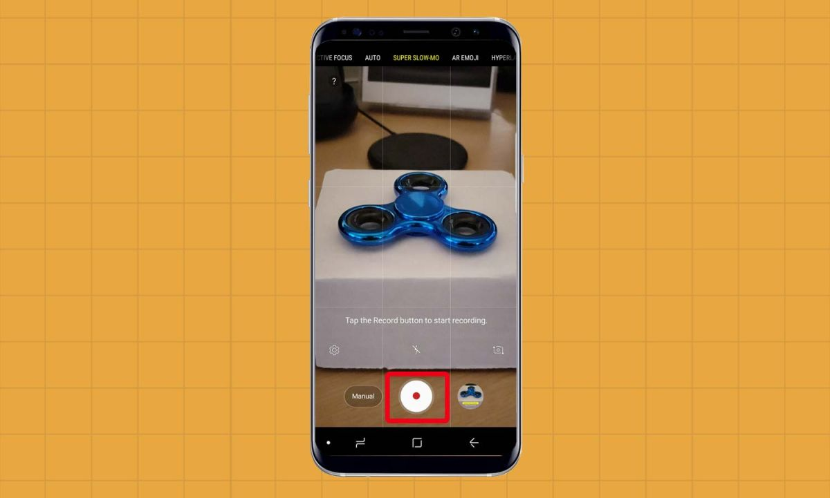 How to Record Super Slo-Mo Video with the Galaxy S9 - Galaxy