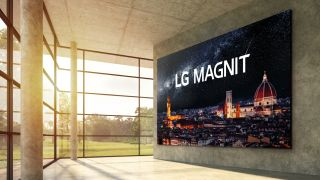 LG launches its first commercially available Micro LED screen