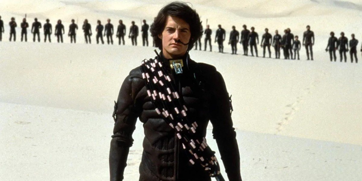 Kyle McLaughlin - Dune (1984)