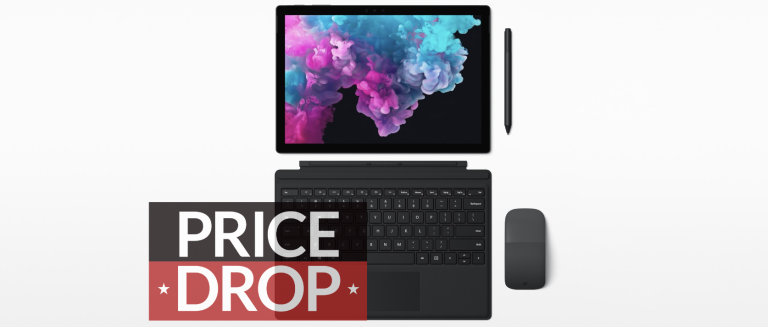 Microsoft Surface Pro 6 Best Buy Black Friday deals
