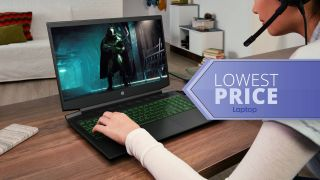 The HP Pavilion Gaming Laptop 16 is even more affordable