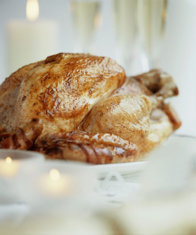 christmas turkey size guide