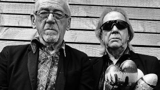 Dick Taylor and Phil May.