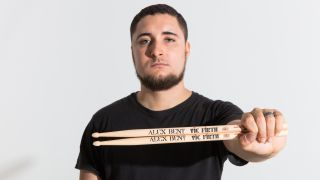 From black metal to salsa, discover the music that shaped the Trivium drummer's playing