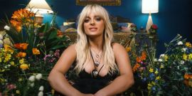 A Lingerie-Clad Bebe Rexha Asks Fans On TikTok To 'Normalize 165 Lbs'