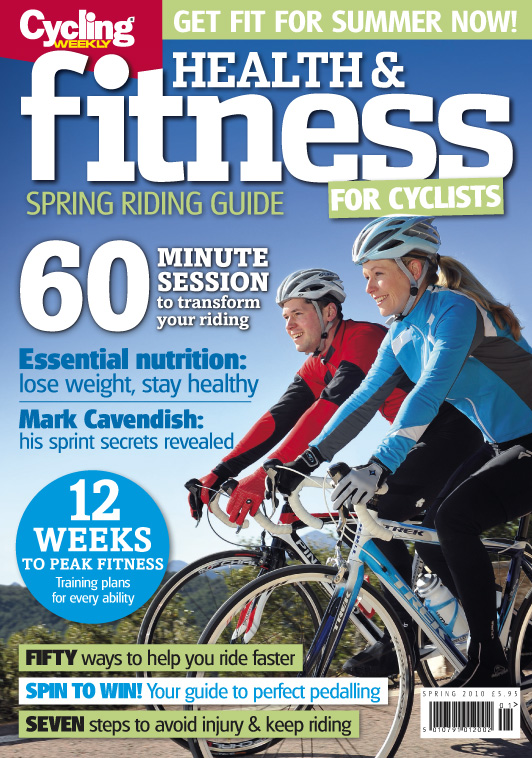 Health & Fitness for Cyclists, Spring 2010 cover