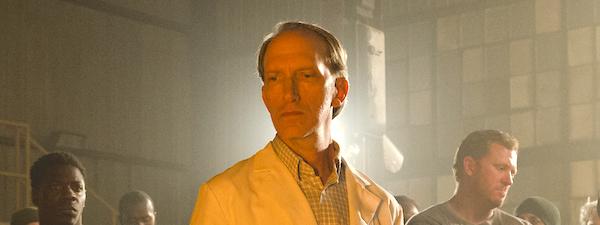 Dr. carson the walking dead