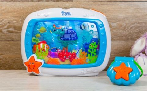 93eb822d3e3 Baby Einstein Sea Dreams Soother Review - Pros, Cons and Verdict ...
