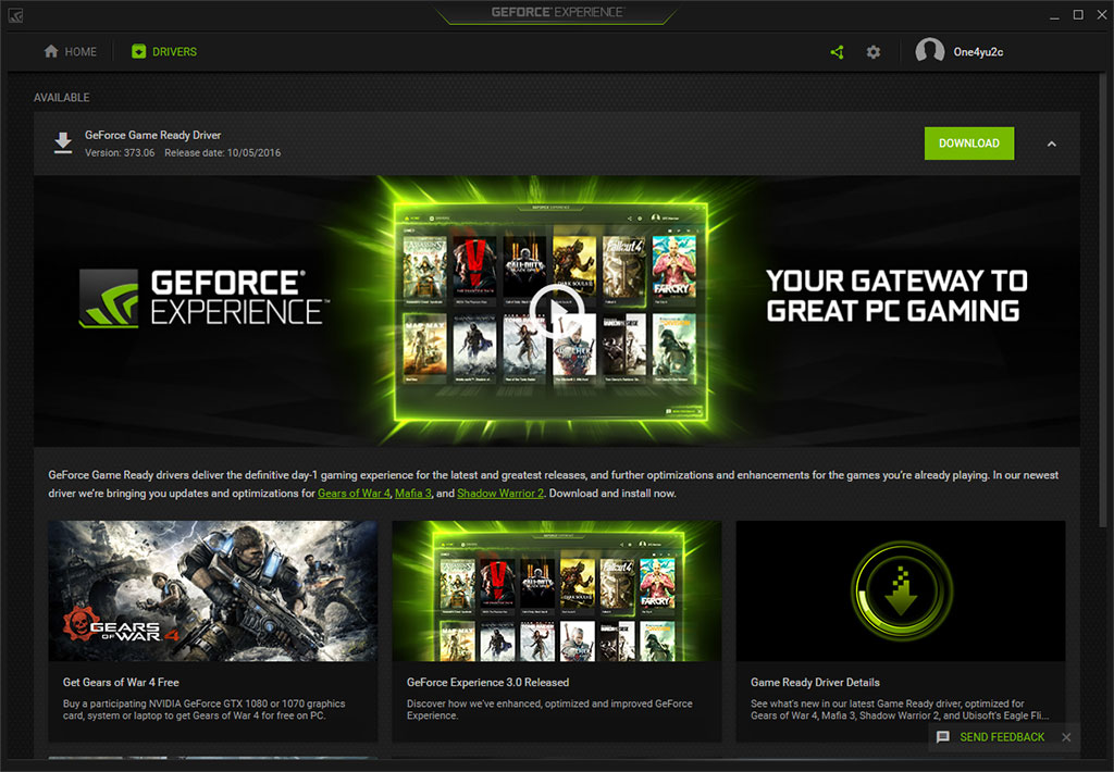 Nvidia's randomly giving away Shadow Warrior 2 codes to