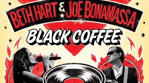 Cover art for Beth Hart And Joe Bonamassa - Black Coffee album