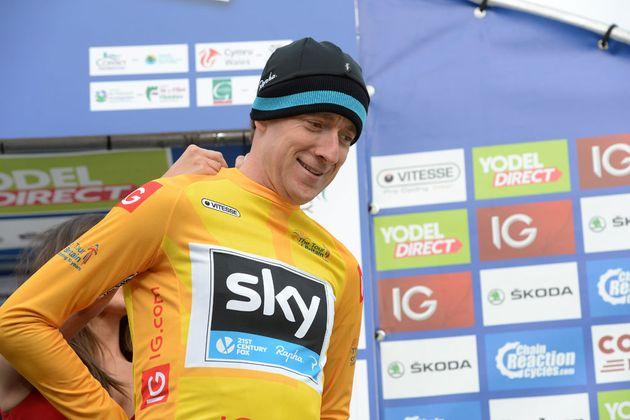 Bradley Wiggins, Tour of Britain 2013, stage four