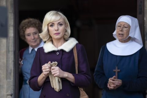 Call the Midwife Trixie Franklin